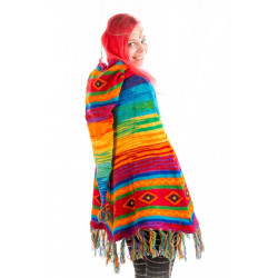 rainbow-poncho-wool-knitted-peru-longhood-design-moskitoo-india-kult
