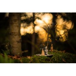 Meditation Buddha Holder