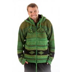 Peruvian Wool Jacket