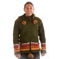 Kodama Wool Jacket