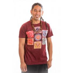 Block Chakra T-shirt