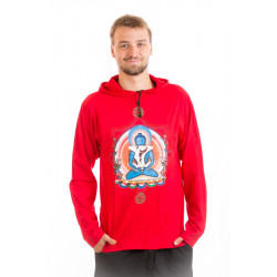 Harmonious Shakti Hooded T-shirt