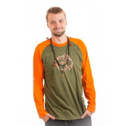 Om Harmony Long Sleeve T-shirt