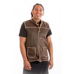 Vegan Man Vest