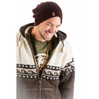 Wave Wool Jacket