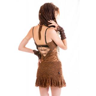 Fire Dancer Dress