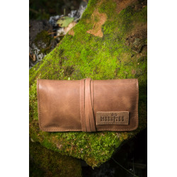 Natural Leather Tobacco Pouch