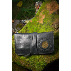 Flower of Life Tobacco Pouch