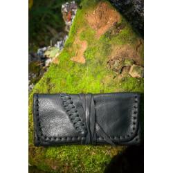 Leatherwork Tobacco Bag