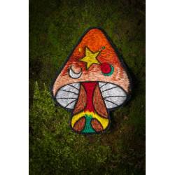 Peace Mashroom Patch
