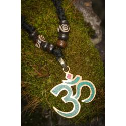 Ganesh Brass Necklace
