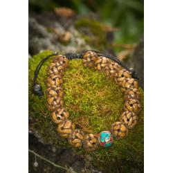 Knotted Mantra Bracelet