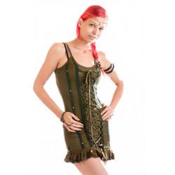 Aventurine Dress