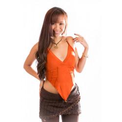 Shanti Leaf Top
