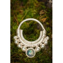 Opal Silver Septum