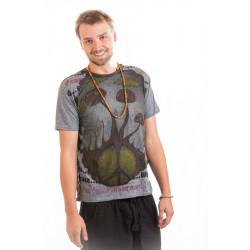 Peace Mushroom Roots T-shirt