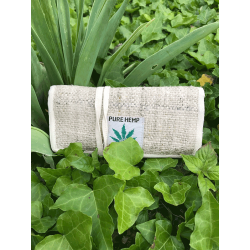Natural Hemp Tobacco Pouch