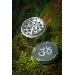 Double Chamber Om Grinder