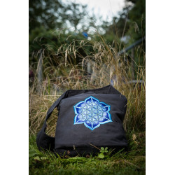 Flower of Life Lotus Bag