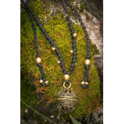 Singing Bell Necklace