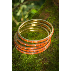 Autumn  Bangle Set