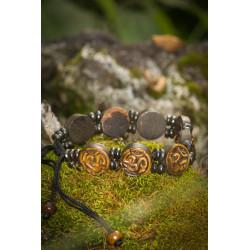 Natural Divine Mantra Bracelet