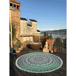 Mandala Roundie Surya
