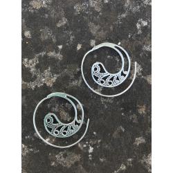 Kismet Spiral Ohrringe