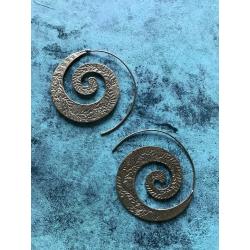 Shira Spiral Ohrringe