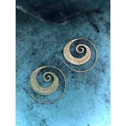 Palasha Spiral Ohrringe