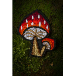 Fly Agaric Patch
