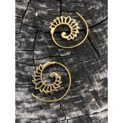 Phoenix Spiral Ohrringe