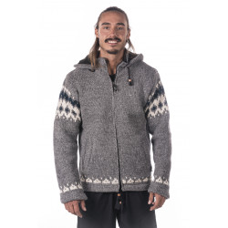 Lhasa Wool Jacket