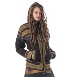 Tibetian Nomad Wolljacke