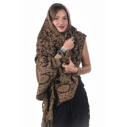 paisley blanket Moskitoo India Kult