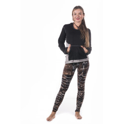 Tie-dye-batik-brown-Leggings-avatar-wood-moskitoo-india-kult