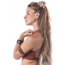Navah Spiral Earrings