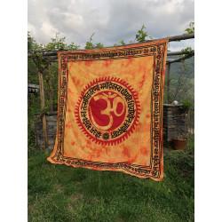 Aum Mantra Tuch