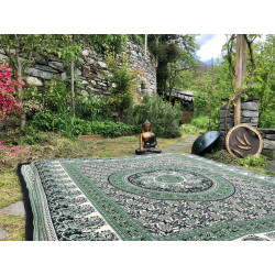 Secret Garden Bedcover