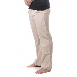Linen Yoga Hosen