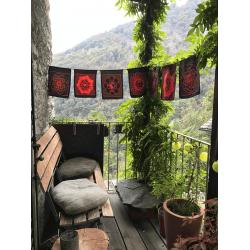 Healing Mantra Flag
