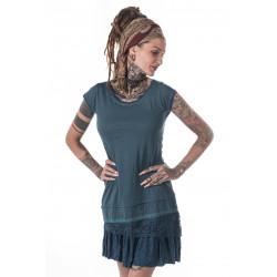 moskitoo-india-kult-dress-steampunk-turqoise-cotton