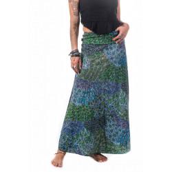 Peacock Skirt - Rock