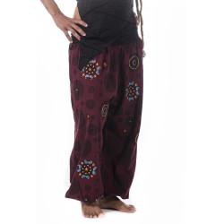 mandala-yoga-pants-handprint--wide-bordo-moskitoo-india-kult