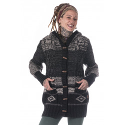 moskitoo-india-kult-lima-peru-wooljacket-cardigan-black