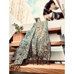 paisley-blanket-scarf-stola-shawl--moskitoo.india.kult-seagreen-teal