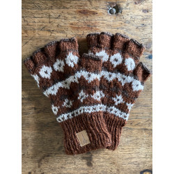 wool-gloves-knitted--sheepwool-brown-unisex-gloves-no-finger-moskitoo-india-kult