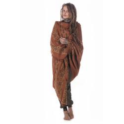 kullu-shawl-rust-brown-moskitoo-india-kult-wool