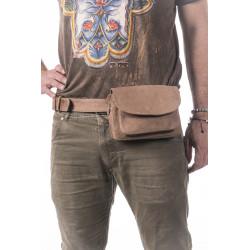 Wanderlust Leather Hipbag