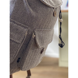 nomad-backpack-handwoven-black-white-big-insidepocket-cotton-fairtrade-moskitoo-india-kult